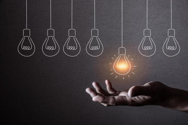 電気工事が必要ない照明器具増設例